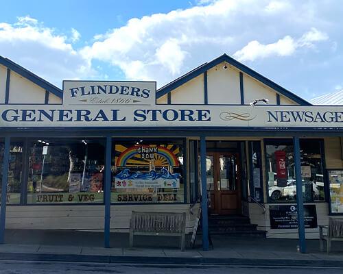 shop groceries Flinders